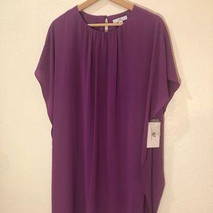 Halston Cascade Dress